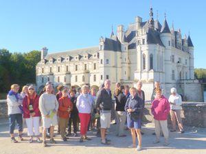 Séjour randonnée en Touraine (Septembre 2015)