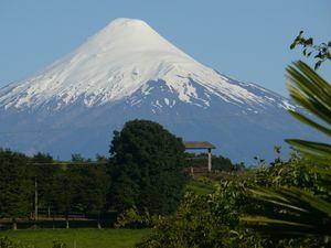De Osorno à Santiago