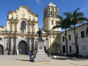 De Popayan à San Andres