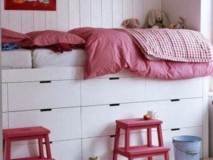 DETOURNER UN MEUBLE IKEA EN LIT