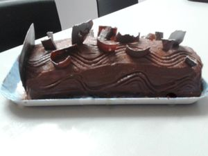 Chocolat-vanille.