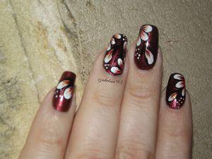 Nail Art inspiration SAKURA (des Fleurs)