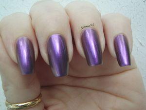 MAVALA Métallic Copper Violet