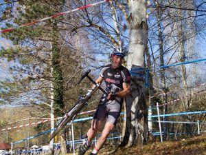 le CX de Loures Barousse ,la course