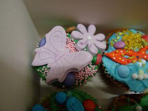 Les Cupcakes de Morgane ( 12 ans )