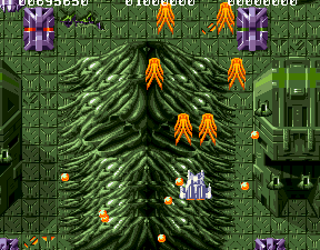[RETROGAMING] BATTLE SQUADRON / AMIGA