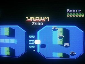 [TEST HOMEBREW] Uridium / MSX