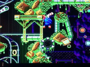 [RETRO FLASH TEST] Sonic Spinball / Megadrive