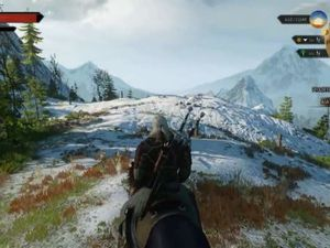 [SPEEDTESTING] The Witcher III: Wild Hunt / PS4