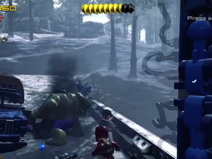 [SPEEDTESTING] LEGO Marvel's Avengers / PS4