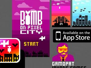 Les 4 jeux déjà développés !