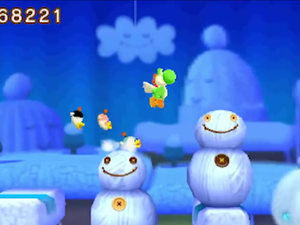 [TEST] Poochy &amp&#x3B; Yoshi's Woolly World / 3DS