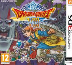 [TEST] Dragon Quest 8 / PS2 &amp&#x3B; 3DS