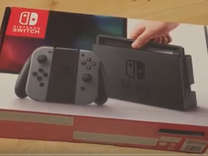 Nintendo Switch, le déballage du Doc