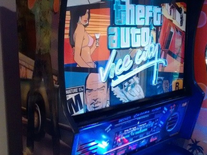 GTA Vice City Pinball par Erikrom2 !