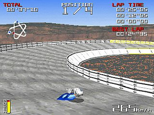 [RETROGAMING] Hover Racing / PS1
