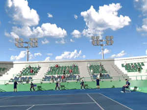 [TEST] Dream Match Tennis VR / PS4 VR