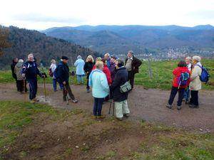 C'était le 18 décembre, à Griesbach, avec les séniors