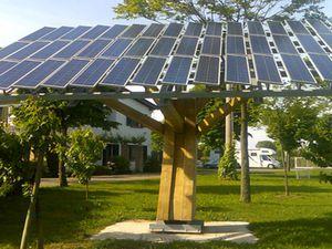 Le VERE rinnovabili sono caratterizzate dal rispetto del territorio e dalla loro integrazione con l'ambiente circostante