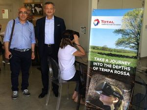 Total all'Expo 2015