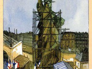 Gustave Eiffel – Le géant du fer. BD