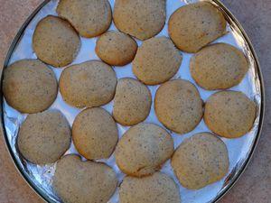 Pour la confection de biscuits grand mère