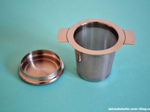 ... le filtre à thé de compèt', objectif réduction des déchets #3