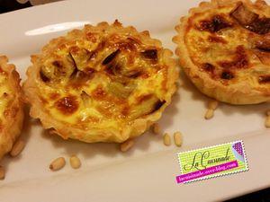Tartelette au Poireau