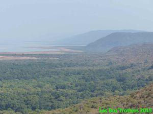 Sur la route entre Arusha et le cratère
