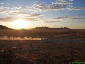 Namibie - 1 - OUAAAHHHH !!! Un terrain de jeu pour les grands!