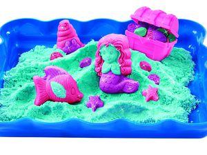 Le bac à sable magique Crâ-Z-Sand Coffret sirène