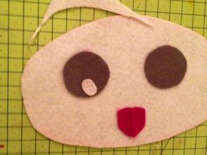 Do It Yourself : le doudou plat chouette