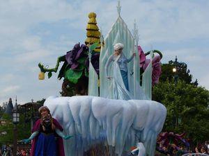 Une journée à Disneyland Paris !!!