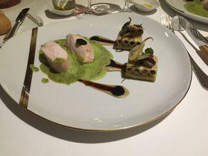 Un dîner *** version 2016 à la Vague d'Or, Saint Tropez