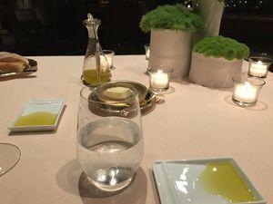 La Dolce Vita dans la Ville Eternelle: Un dîner *** à la Pergola, par Heinz Beck