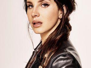 Lana Del Rey en couverture des magazines Grazia, Les Inrocks et Interview