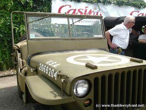 Exposition de voitures de collection et de motos anciennes