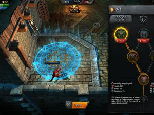 The Witcher Battle Arena disponible