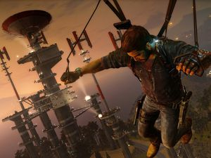 Just Cause 3 se dévoile en images