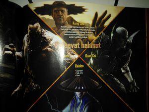 Kung Lao présent dans Mortal Kombat X