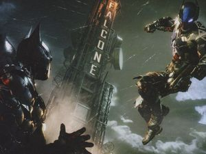 Batman Arkham Knight se dévoile en images
