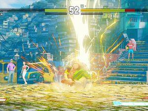 Street Fighter V : la Brésilienne Laura se dévoile