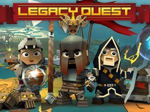 NEXON Korea lance Legacy Quest sur Android et bientôt sur iOS