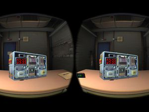Keep Talking and Nobody Explodes compatible avec le VR
