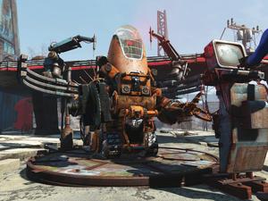 Fallout 4 : Automatron est disponible  !