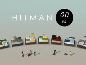 Hitman GO: VR Edition disponible pour Samsung Gear VR et Oculus Rift