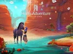Horse Adventure: Tale of Etria est disponible sur téléphone et tablette