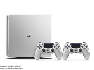 Les consoles PlayStation 4 en édition limitée Gold et Silver rejoignent la famille PlayStation cet été