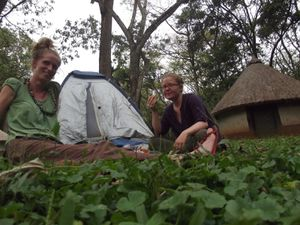 Week end a Kakamega Forest