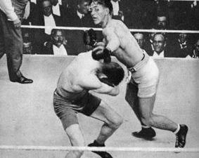 Georges Carpentier, le boxeur aviateur